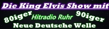 Die King Elvis Show